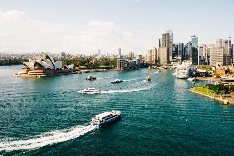 Sydney (credit: Dan Freeman on Unsplash)