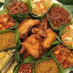 Nasi Ambeng by nona manis kitchen cyberjaya