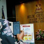 People using SElangkah apps