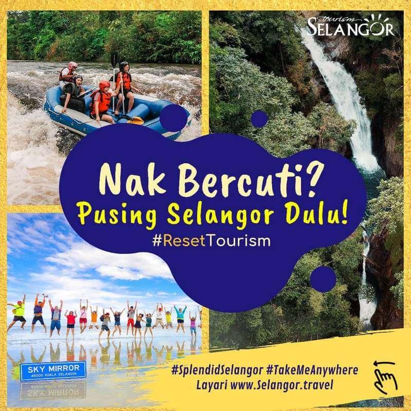 Pusing Selangor Dulu!