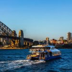 Sydney Harbour Aldrino on Unsplash