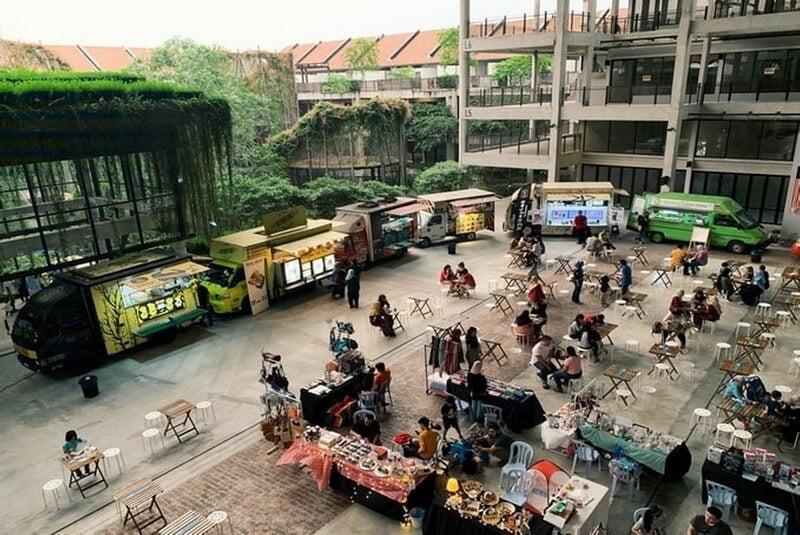 Tamarind Square (credit: Twt_Cyberjaya)