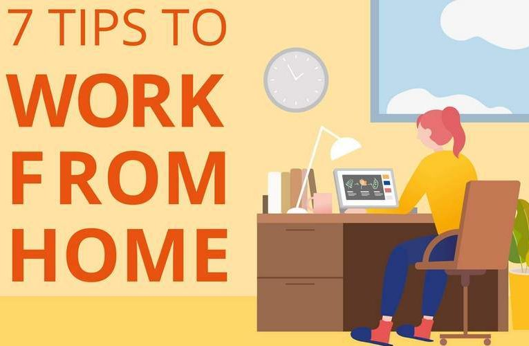 Tips to Work From Home Successfully