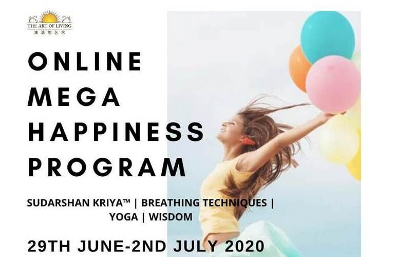 Online Mega Happiness Programme