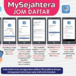 mysejahtera mobile tracking app