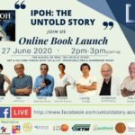 online book launch