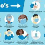 Dos and Don'ts of Wearing Face Mask Safely