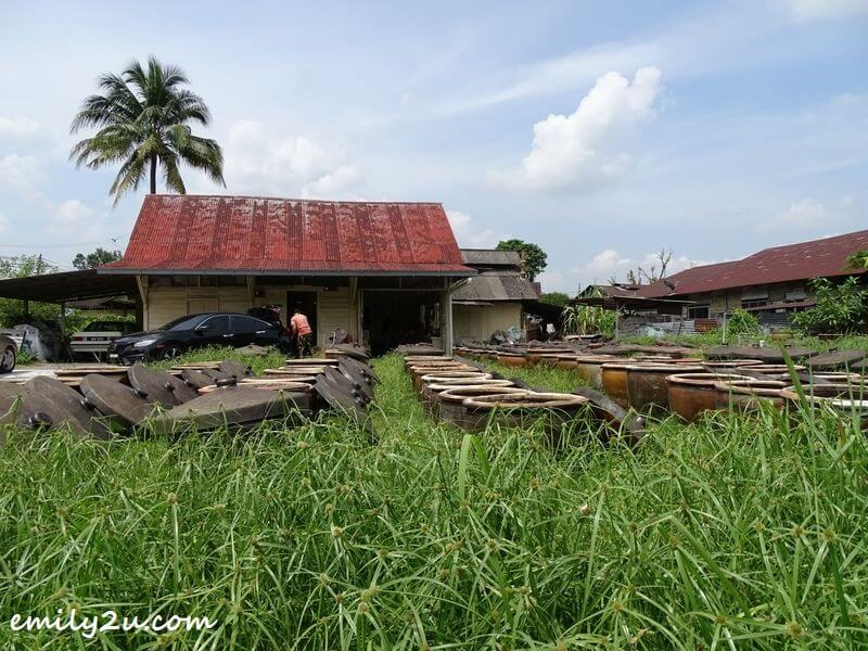 Hup Teik Soy Sauce Factory