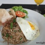 Nyonya Fried Rice 1