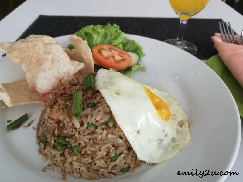 Nyonya Fried Rice