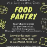 PWW food pantry Ipoh
