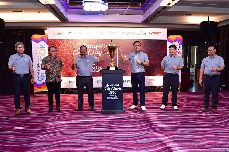 Tourism Selangor is title sponsor for Selangor Golf Classic 2020