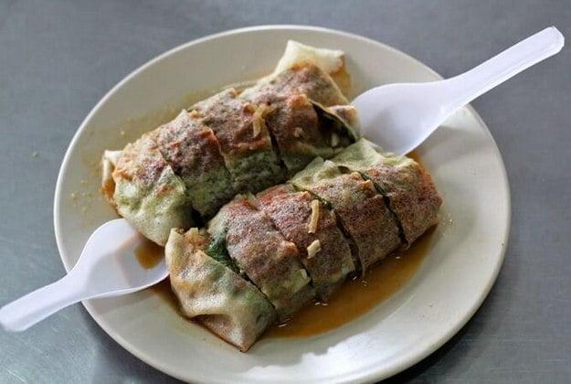 Penang Seafood Popiah