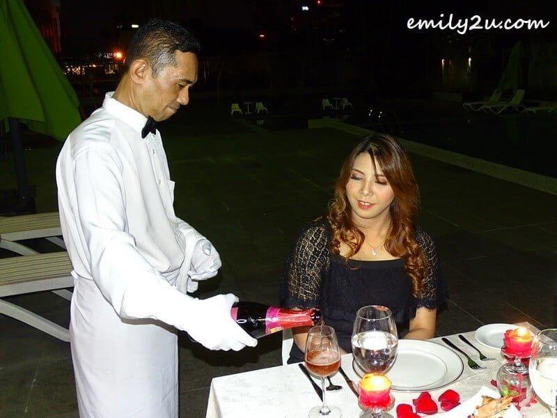 Sparkling Juice or Impiana Mocktail