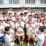 5 surprise 58th birthday celebration