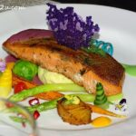 6 Pan-fried Norwegian Salmon