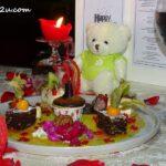 9 Sweet Temptations dessert platter