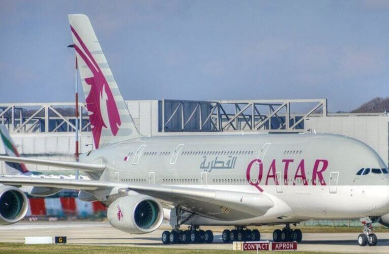 Qatar Airways Offers the Largest Number of Aircraft in Asia Equipped with High-Speed Broadband