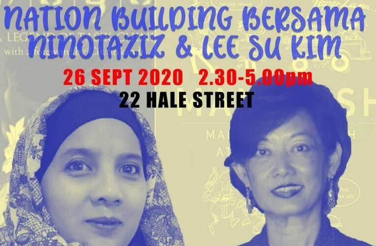 Sharpened Word: Nation Building with Ninotaziz & Dr Lee Su Kim