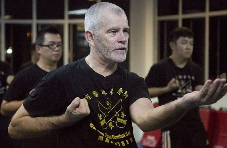 Kung Fu Master Proud to Call Malaysia Home