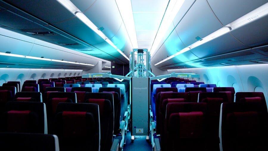 Honeywell's Ultraviolet Cabin System