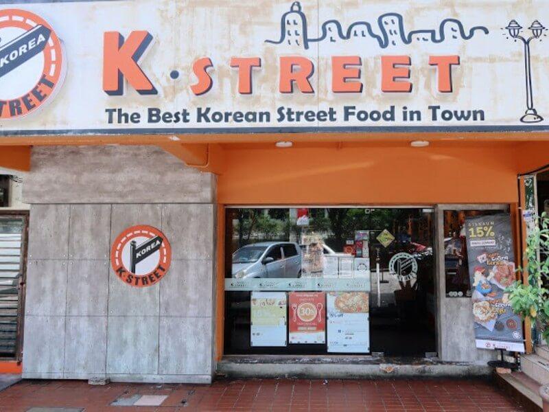 K Street Café