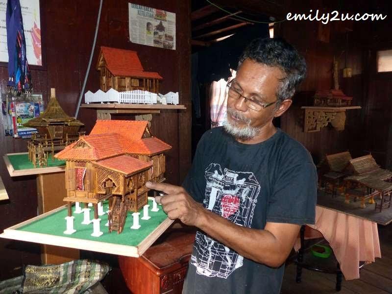 Perak's traditional Malay house, Rumah Kutai