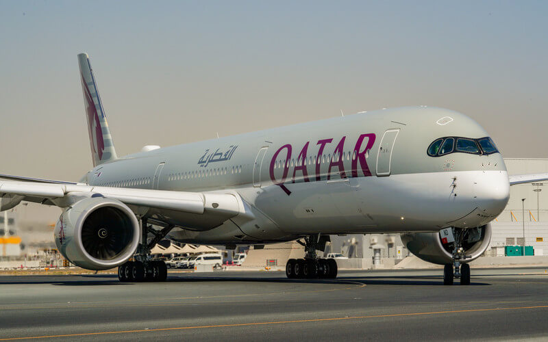 Qatar Airways Takes Delivery of Three Airbus