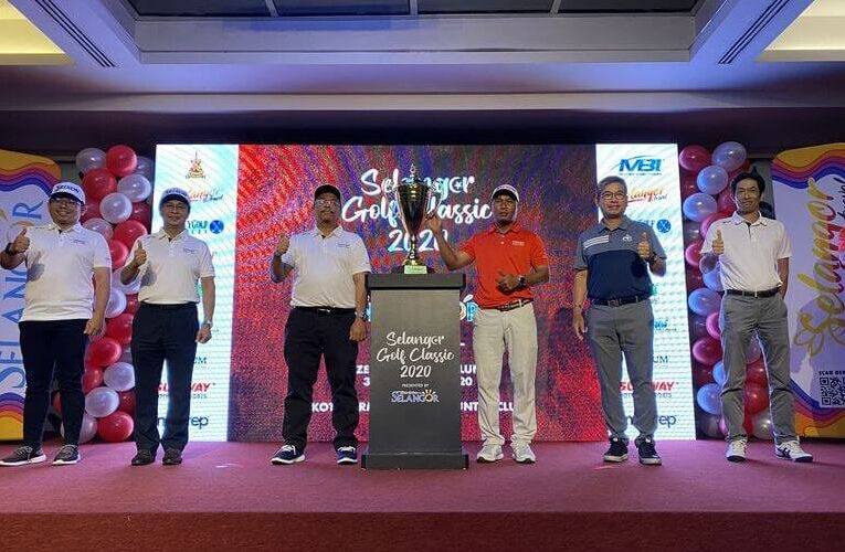 Selangor Stamps Its Mark with Selangor Golf Classic 2020