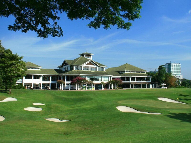 The Mines Golf Club and Resort