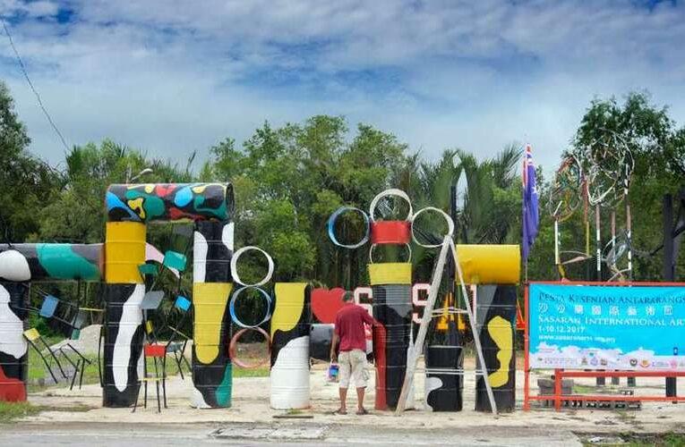 Street Art Livens Up Town