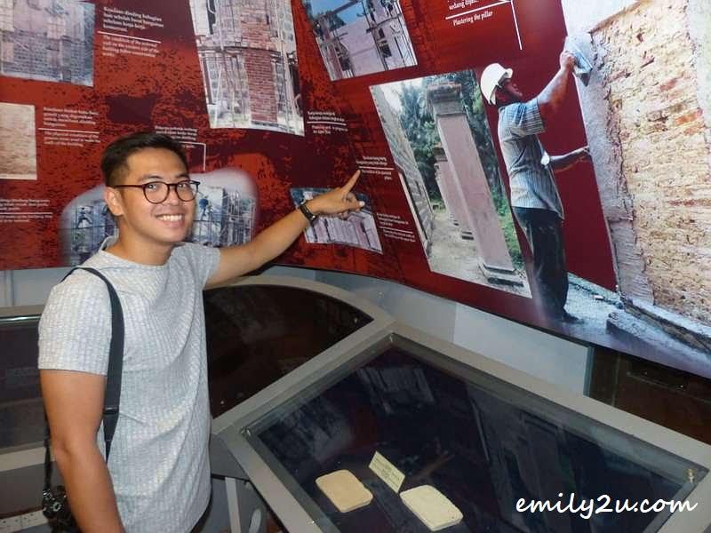 visiting the Jugra Insitu Museum in Kuala Langat