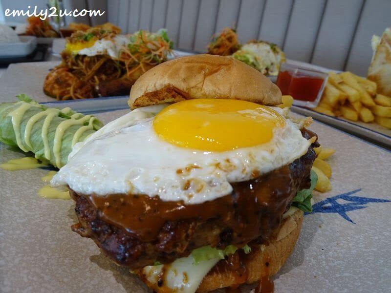 Comford Burger
