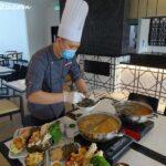 Executive Chef Chong Lih Chyi
