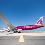 Qatar Airways FIFA livery