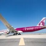 Qatar Airways Reveals First Bespoke FIFA World Cup Qatar 2022™ Aircraft