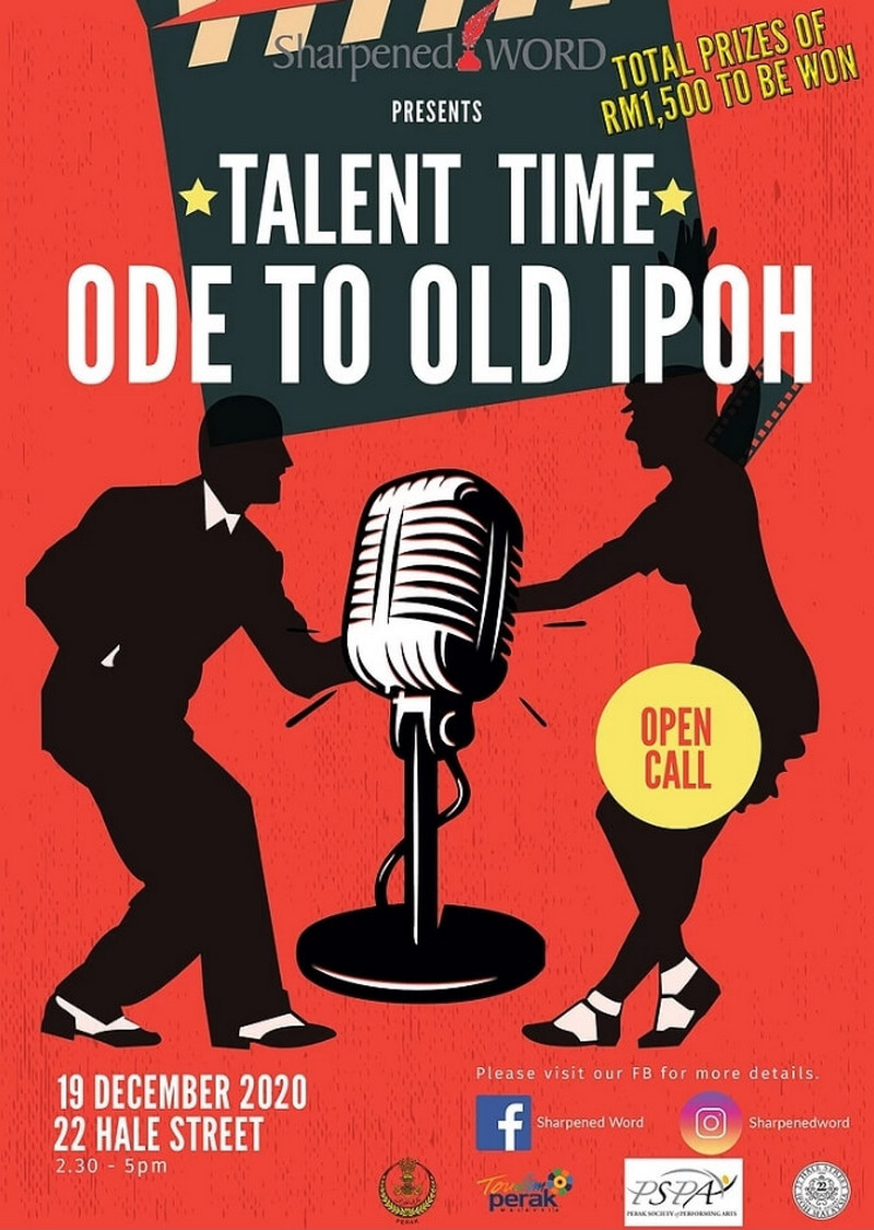 Talent Time - Ode to Old Ipoh