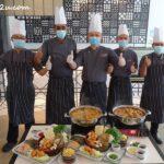 Travelodge Ipoh culinary team