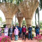 Bamboo Petal Structures Are New Ipoh Attraction