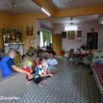 6 residents of Persatuan Kebajikan Rumah Orang Kurang Upaya
