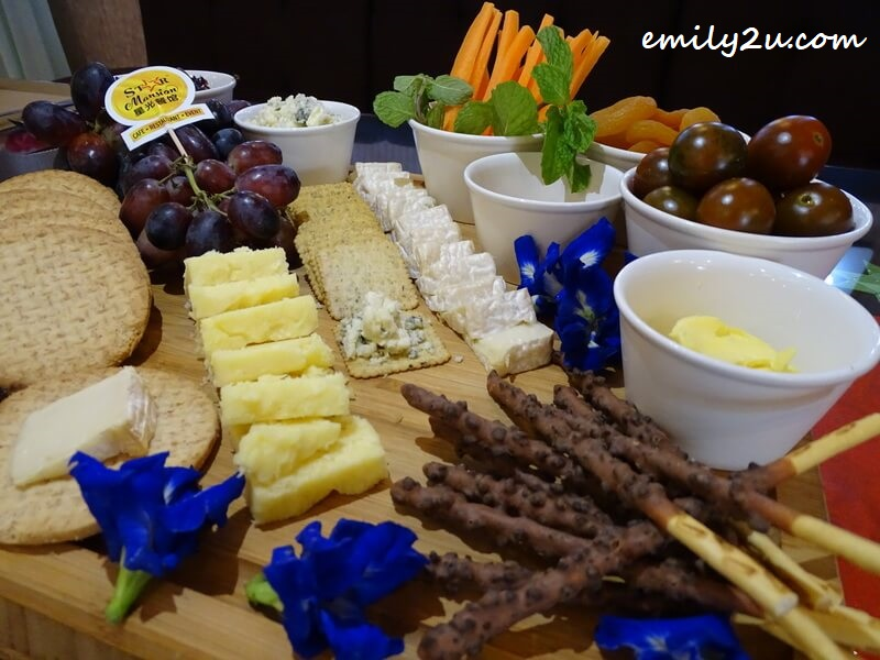 Cheese Cut Platter