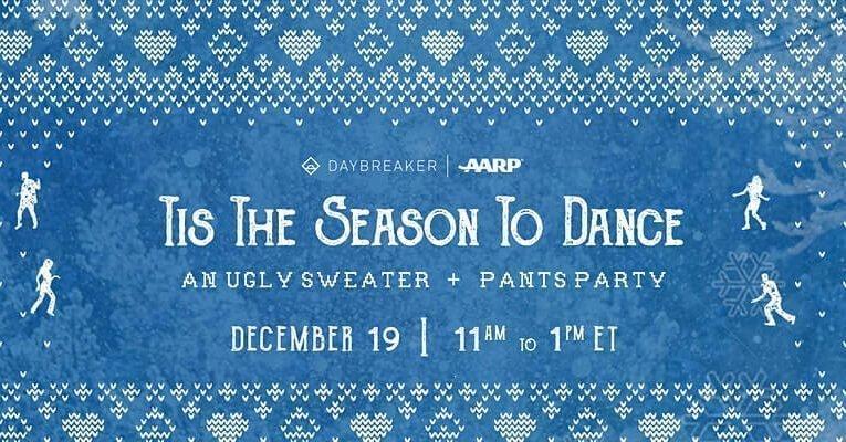 Daybreaker LIVE // 'Tis the Season to Dance
