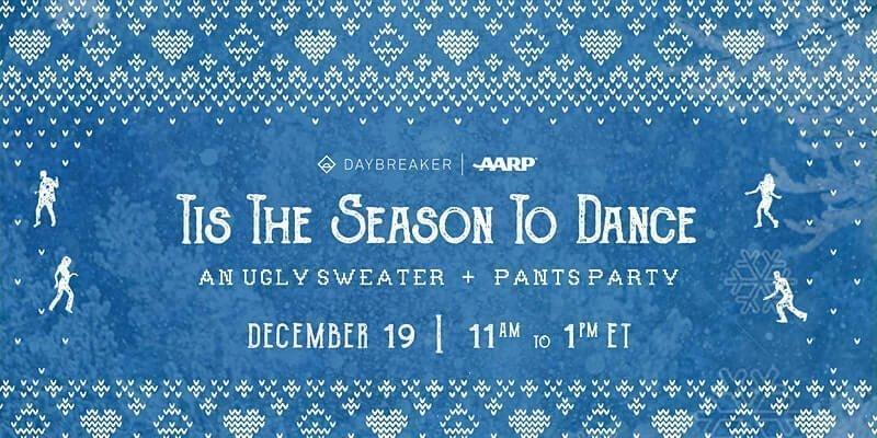 Daybreaker LIVE Tis the Season to Dance