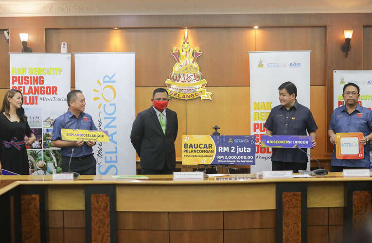 "Tourism Selangor Launches ""Eager To Travel? Pusing Selangor Dulu!"" Campaign"