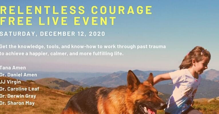 Relentless Courage Free Live Event Hosted by Tana Amen