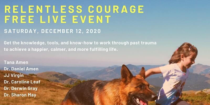 Relentless Courage - Free Live Event