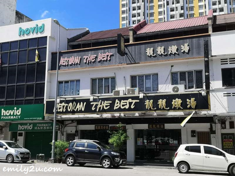 Restoran The Best Ipoh