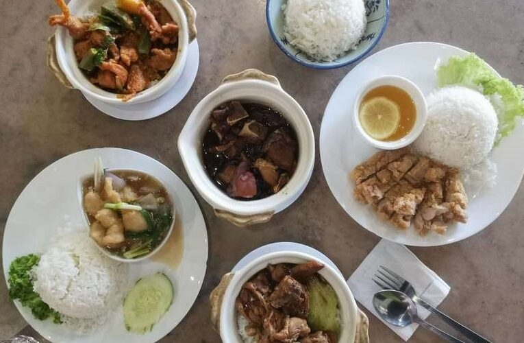 Cantonese-style Chinese Dishes at Budget-Friendly Prices in Ipoh