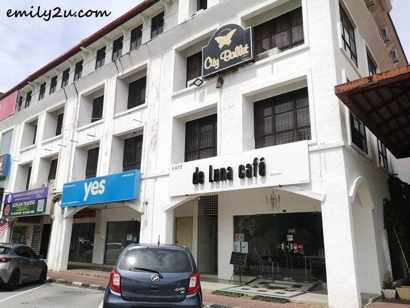 De Luna Café, Greentown, Ipoh