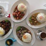 Rice or Noodle Dish + Drink @ RM10 /set @ De Luna Café